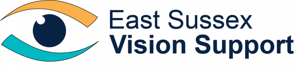 East Sussex Vision Support Logo